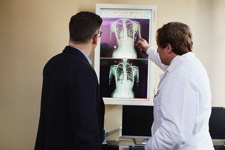 Spinal Cord Injuries Lawyer